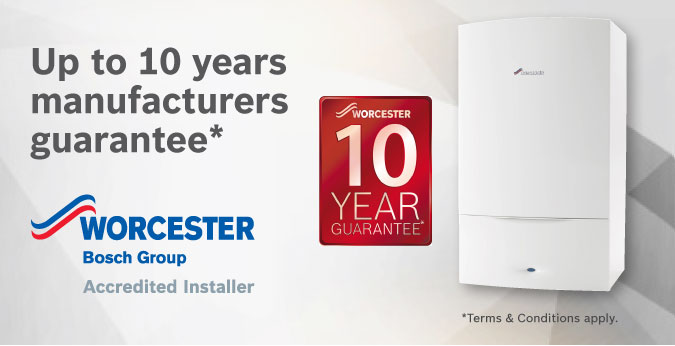 Worcester Boiler Guarantee Somerset